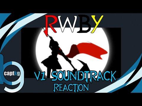 RWBY Volume 1 Soundtrack - Reaction w/ Jordie