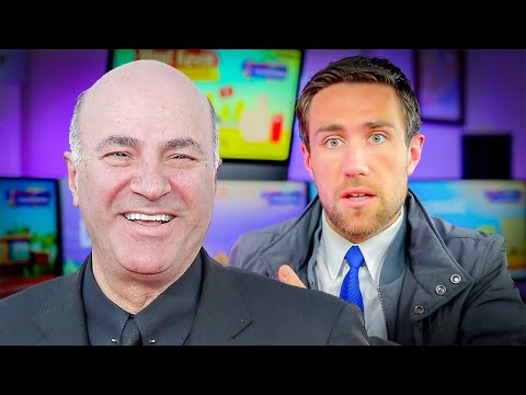 Kevin O'Leary Impact of Biden Win | Stimulus & Stock Market