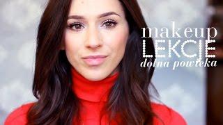 Lekcje makijażu: dolna powieka, jak daleko rozcierać?