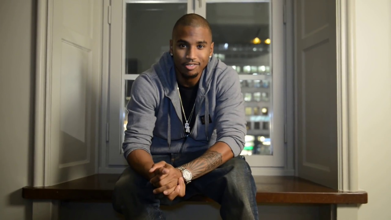 Trey Songz - Angels with Heart Benefit Concert this Sunday