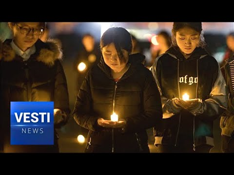 Сhinese Commemorate 300,000 of Their People Killed in Nanjing Massacre 80 Years Ago