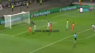 sofian feghouli vs lyon UEFA champions league 2015 2016