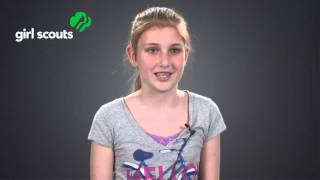 Girl scouts of the usa father's day message 2013