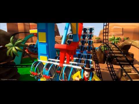 ELDORADO - Amusement Park Reveal
