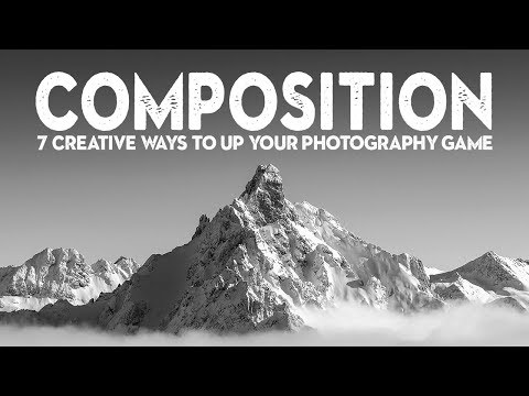 7 SIMPLE photo COMPOSITION TIPS to IMPROVE your photography