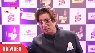 shakti kapoor funniest speech at 8th mirchi music awards 2016   viralbollywood entertainment