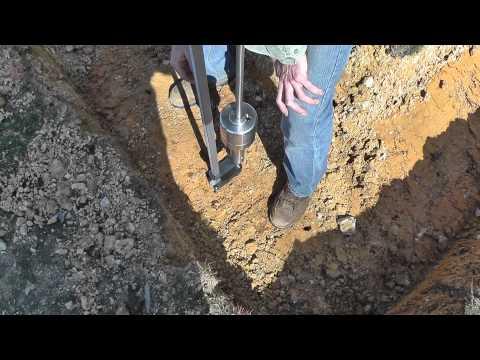 Missionary Ridge Home - Vlog #3 - Soils Test For Foundation