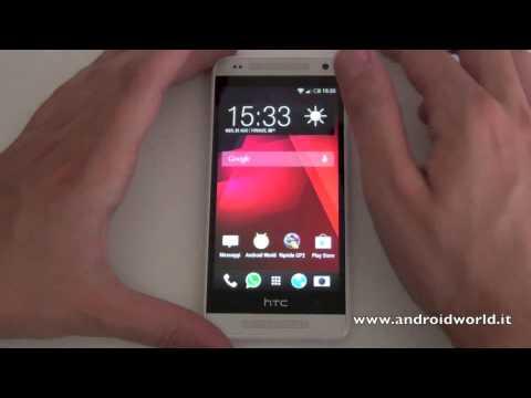 HTC One Mini, recensione in italiano by AndroidWorld.it