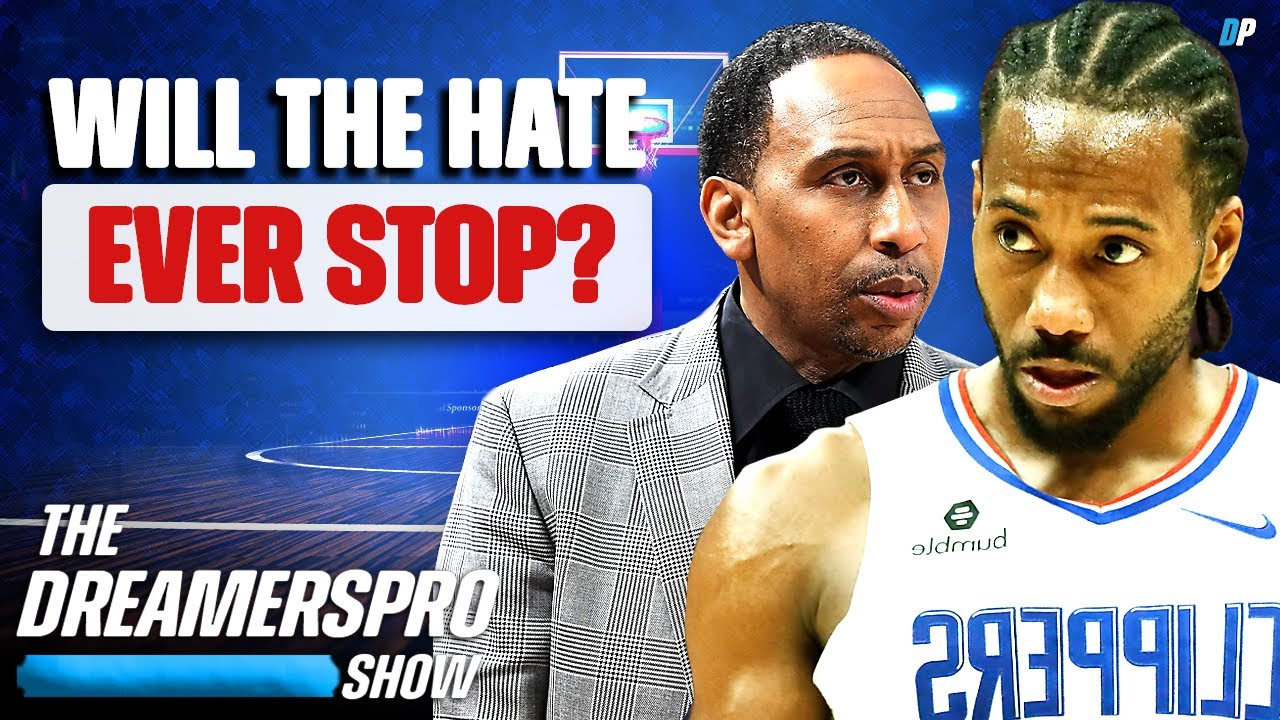 Will Stephen A Smith Ever Stop Giving Ridiculous Takes On Kawhi Leonard?
