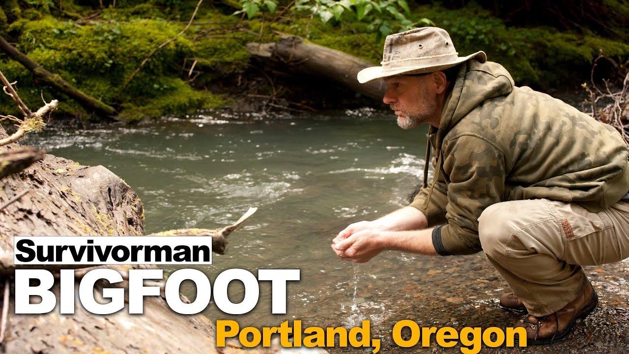 Download Survivorman Bigfoot | Episode 10 | Portland Oregon | Les Stroud | Never Before Seen Episode