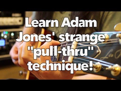 The weird technique Adam Jones uses to play Jambi Tool! Weekend Wankshop 193