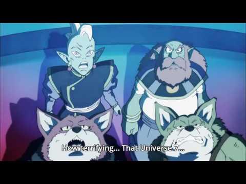 Son Goku vs Bergamo The Crusher English Sub   HD