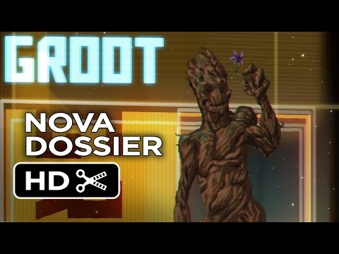 Exclusive Groot Character Profile - Guardians of the Galaxy (2014) - Vin Diesel Movie HD - MOVIECLIPS Trailers  - N-IZ8jxOfQs -