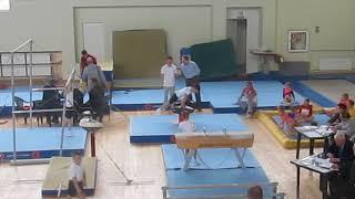 Гимнастика спортивная 28 апреля 2018