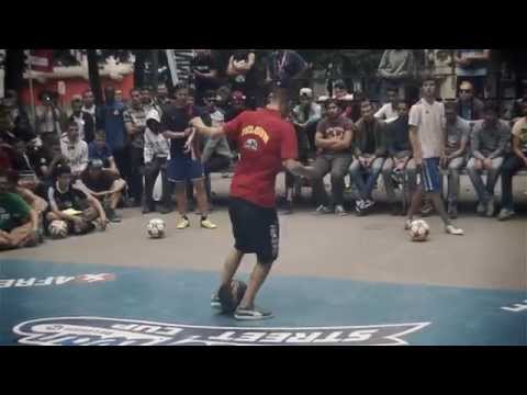 European Street Cup 2014  After movie  Panna, Freestyle, 4vs4