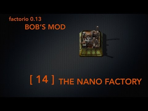 Bobs Nano Factory 14: Guilty and shame ... living on the wro