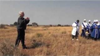 David Icke speak's With Credo Mutwa About The Temples of Peace