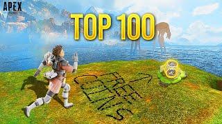 TOP 100 APEX LEGENDS FUNNY WTF FAIL MOMENTS #1