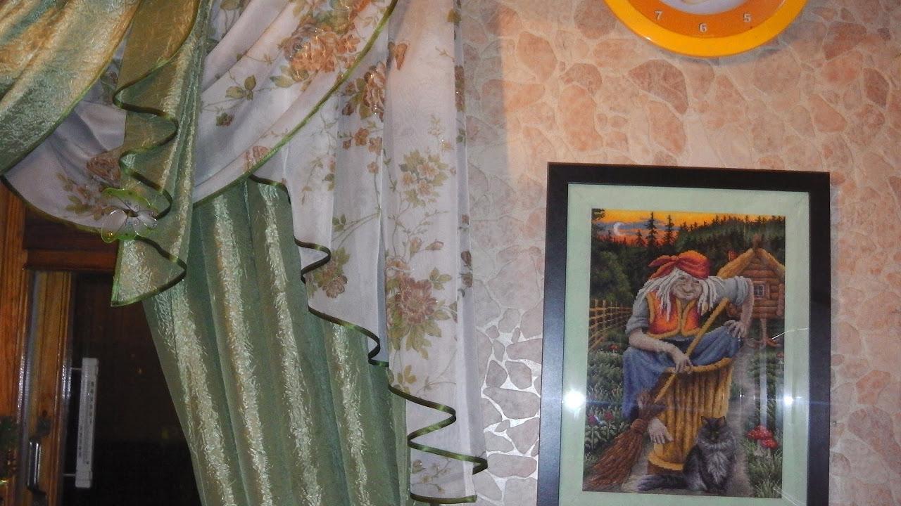 схема вышивки крестом онаженная девушка в бежевом тоне