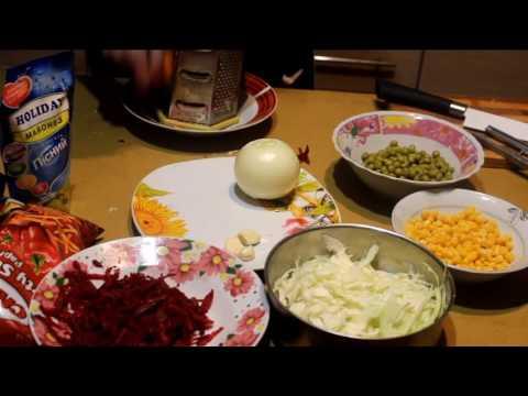 ZЕФІР [11.02.17] — Рецепт салату