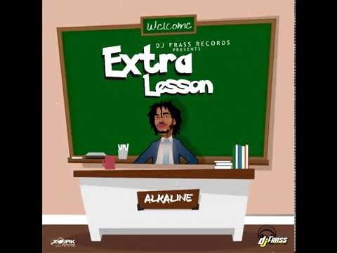 Alkaline - Extra Lesson (Official Audio)