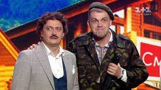 Турист з Москви у Карпатах. #ШОУЮРИ 1 сезон 6 випуск