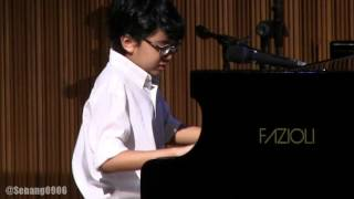 Joey Alexander - Blame It on My Youth @ Jazz Ambassador [HD]