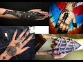 Perfect Hand Tattoos for Men-Women & Tattoo Trends 2018 - 2019