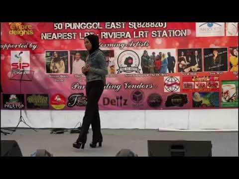Terlepas Cinta - Fatin Husna Di Pesta Punggol Singapore