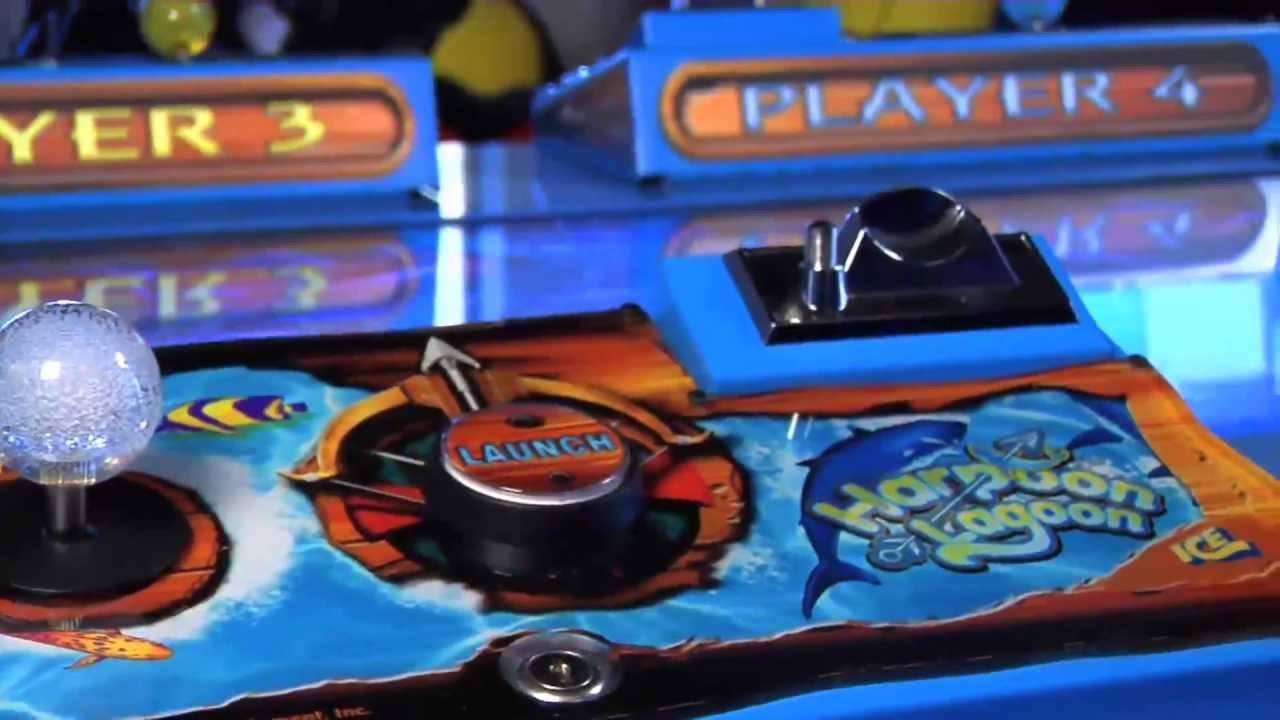 Harpoon Lagoon   Sega Amusements - YouTube