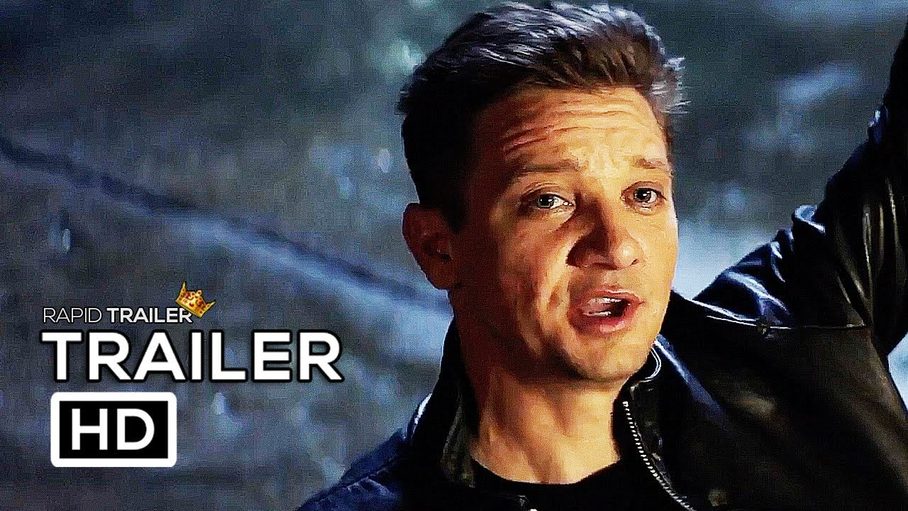 TAG Official Trailer (2018) Jeremy Renner, Isla Fisher ...