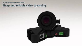 AXIS Network Camera Surveillance System from AT&I Systems in Miami