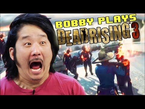 Dead Rising 3 - This Game Sucks w/ Bobby Lee