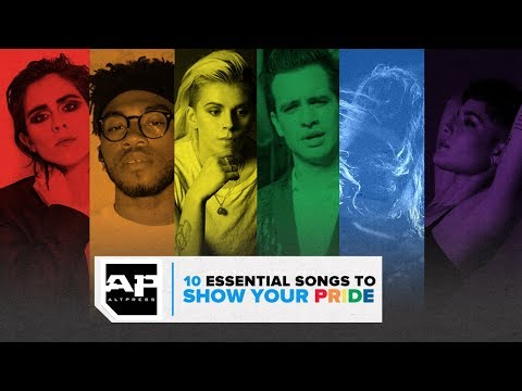 10 Essential Songs to Show Your PRIDE