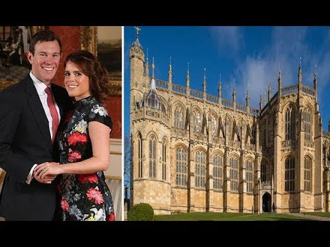 Buckingham Palace has announced details of Princess Eugenie royal wedding