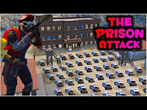 The Prison Attack | Pubg Movie | Pubg Short Film