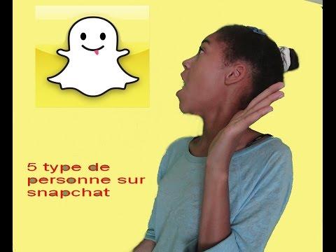 Snapchat rencontre fille