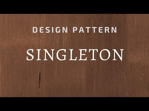 Design Pattern for beginners - SINGLETON