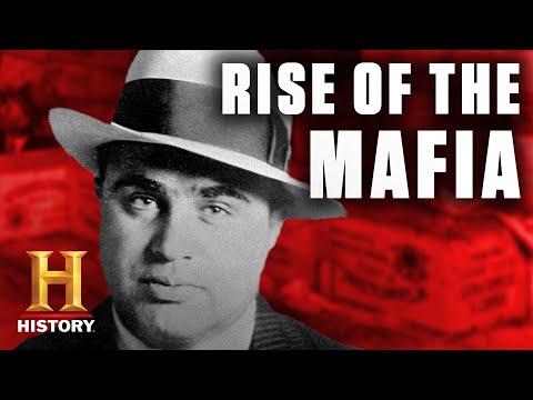 How Prohibition Created The Mafia | History