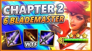 *CHAPTER 2 BLADEMASTER IS NUTS* I STUN THE WHOLE ENEMY TEAM (HYPER CARRY) - BunnyFuFuu TFT