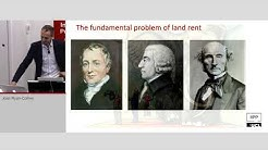 'Why can't you afford a home?': a talk by Josh Ryan-Collins