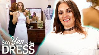 Bride Buys A Vintage Dress That Used To Cost £3000 For Just £250 | Say Yes To The Dress UK