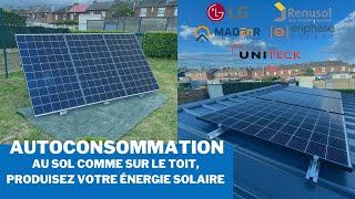 KIT SOLAIRE AUTOCONSOMMATION - Produisez vous même votre propre énergie verte ! ⚡️
