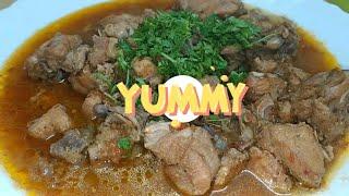 Chicken curry recipe/Indian cuisine/как готовить чикен карри на индийском стиле.