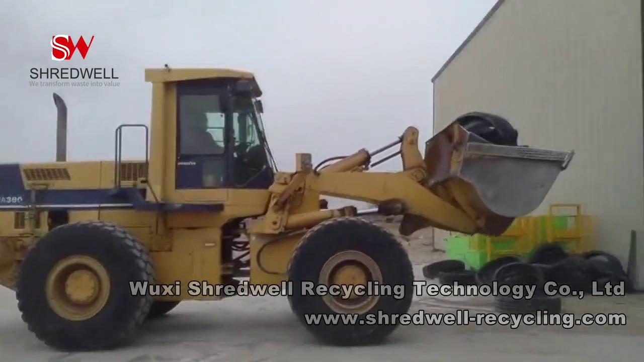 Rubber Crumb Plant in USA | Tire Recycling | Scrap Tyre Shredding | Waste  Tires into Rubber Crumb
