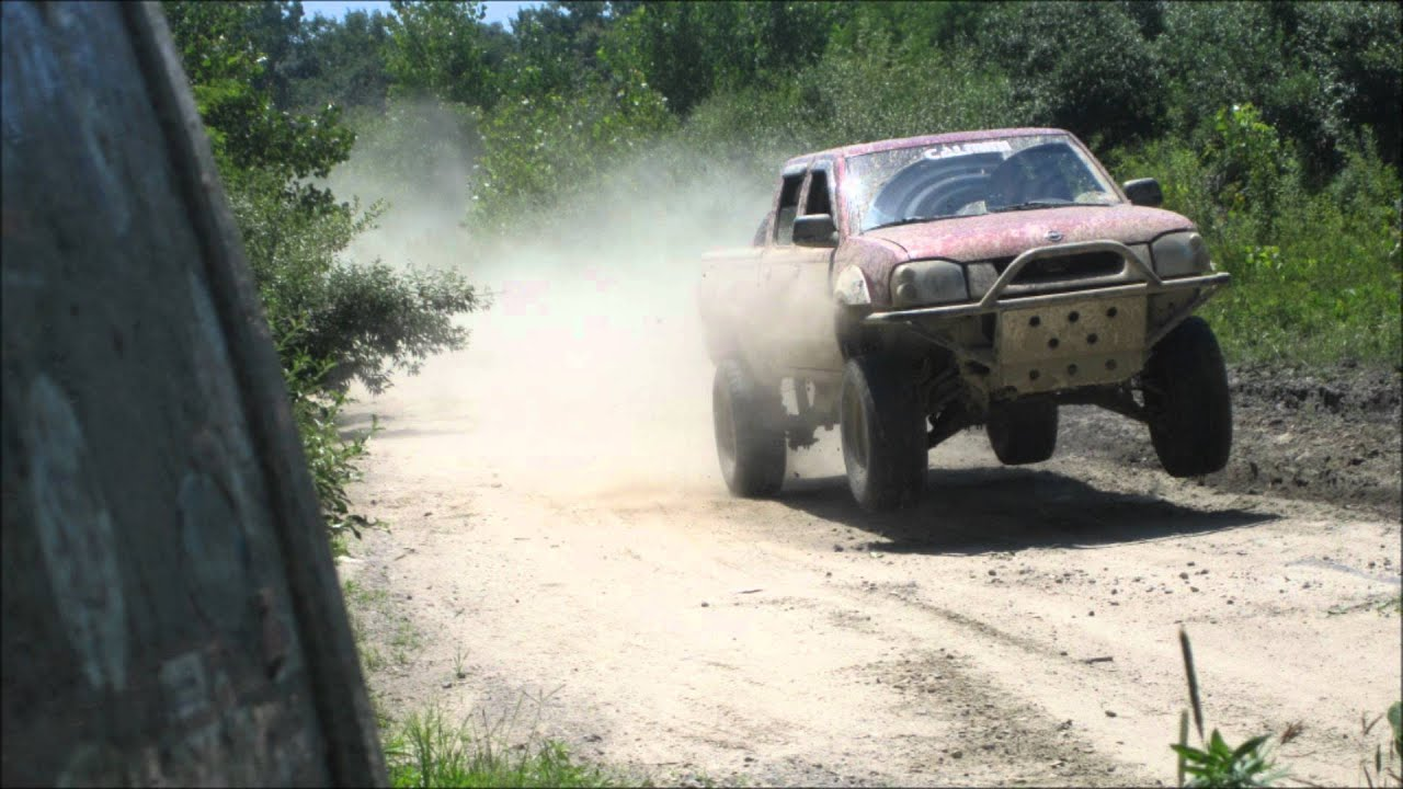 2003 nissan frontier off road youtube vanachro Image collections