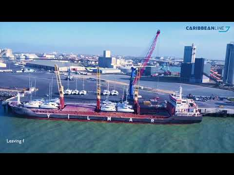 2018 CARIBBEAN LINE Shipping bulk break bulk project cargoes etc