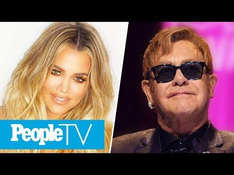 Khloé Kardashian Begins Nesting In Cleveland, Elton John Reacts To 'Sherlock Gnomes' | PeopleTV