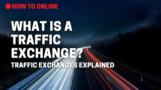What is a traffic exchange? How It Can Help You Work From Home By IMRandell