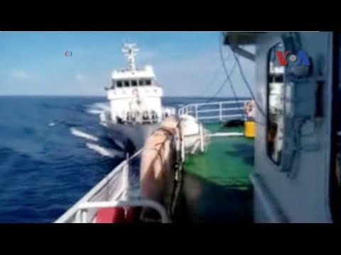 'Việt Nam sẽ đánh trả nếu tàu Trung Quốc tiếp tục đâm vào tàu VN'